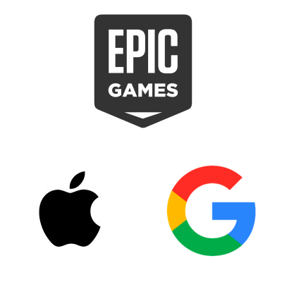 Epic Apple Google