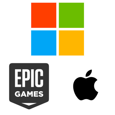 Microsoft Epic Apple